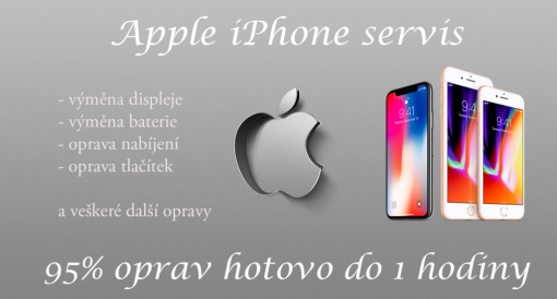 iPhone servis