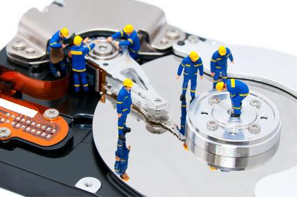 blue data recovery Záchrana smazaných dat Zlín