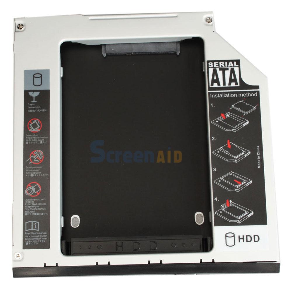 Šuplík pro druhý SATA harddisk HDD – LENOVO Thinkpad T420 T520 T510 W520 W510 R500 R400 W700 W701 - notebooky
